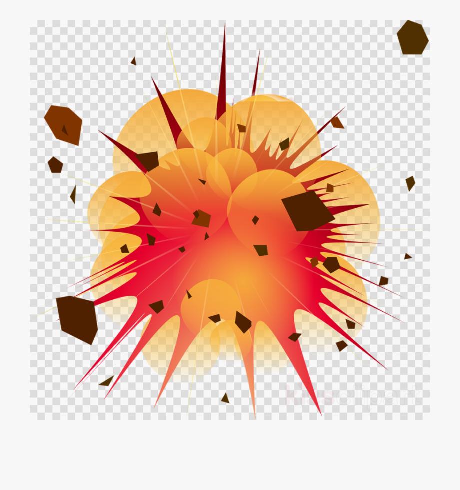 Clip art transparent png. Explosion clipart real