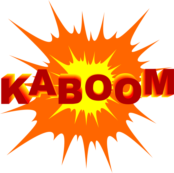 Bomb clipart transparent background.  collection of boom