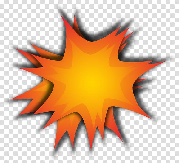 Explosion explode png . Bomb clipart transparent background