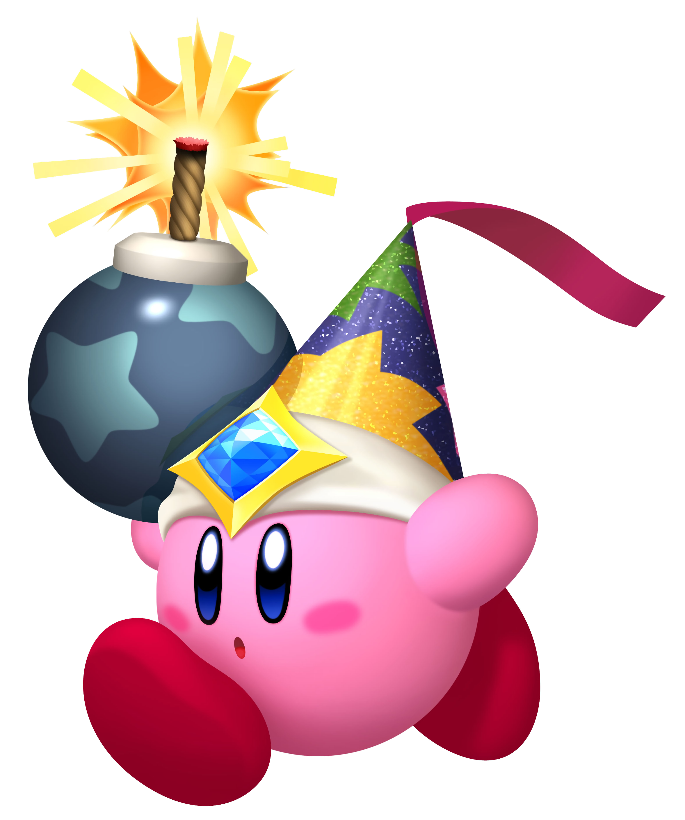 Bomb clipart video game. Kirby wiki the encyclopedia