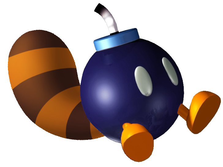 From mario size of. Bomb clipart video game