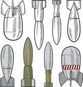 Bomb clipart ww2. Vintage comics eps images