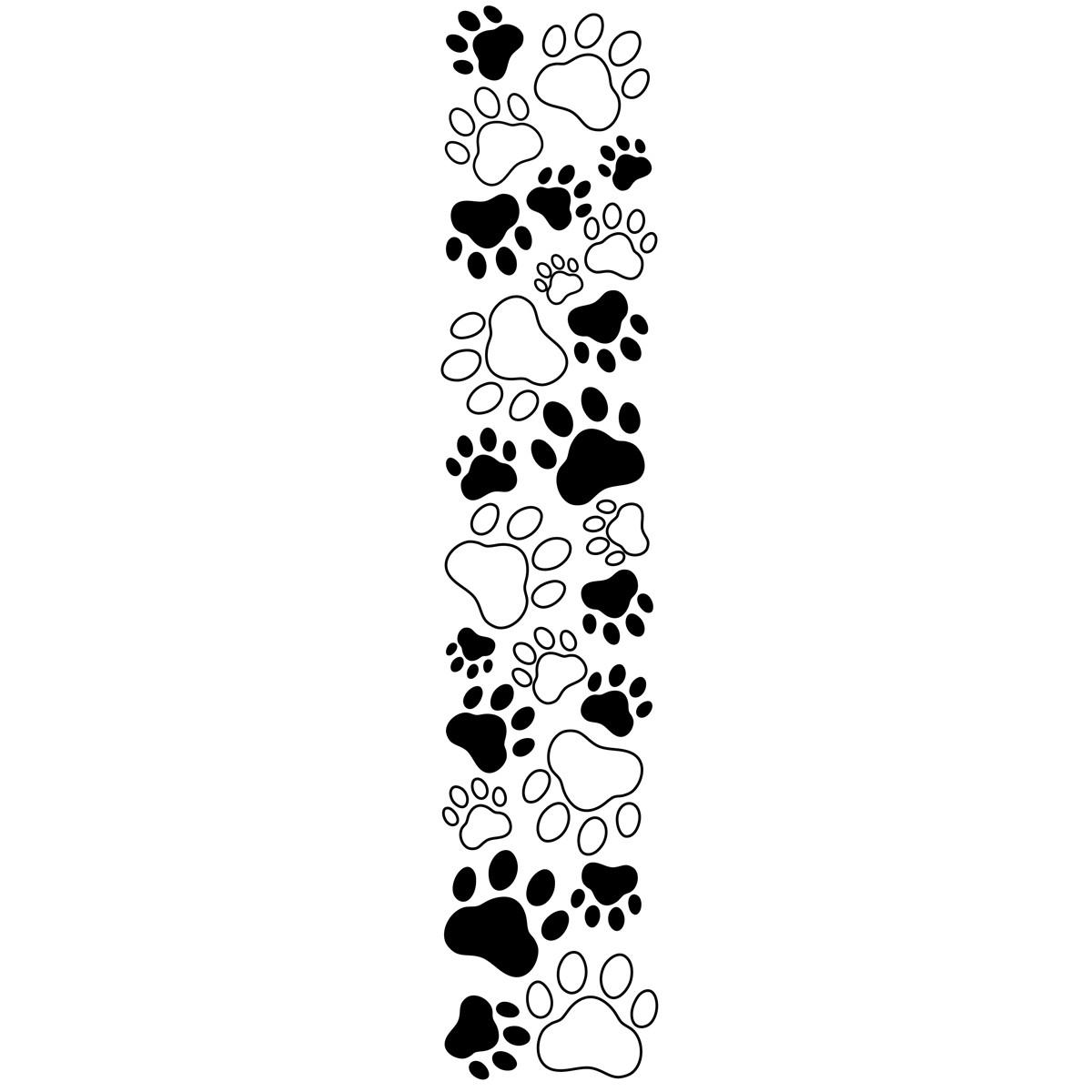 Bone clipart border. Dog clip art panda