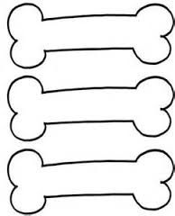 Bone clipart cut out. Dog use silhouette to