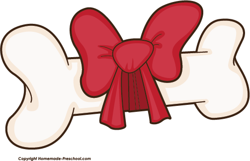 Bone clipart cute.  collection of dog