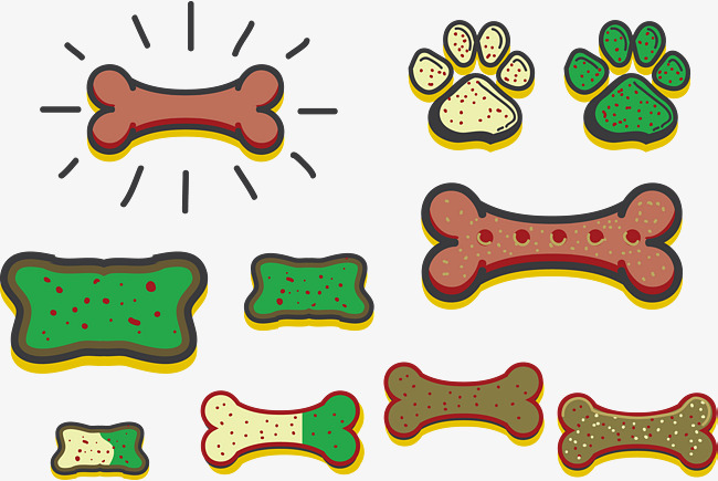 Bone clipart dog biscuit. Funny cookies animal biscuits