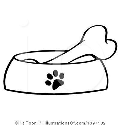 Bone clipart dog bone. Clip art black and
