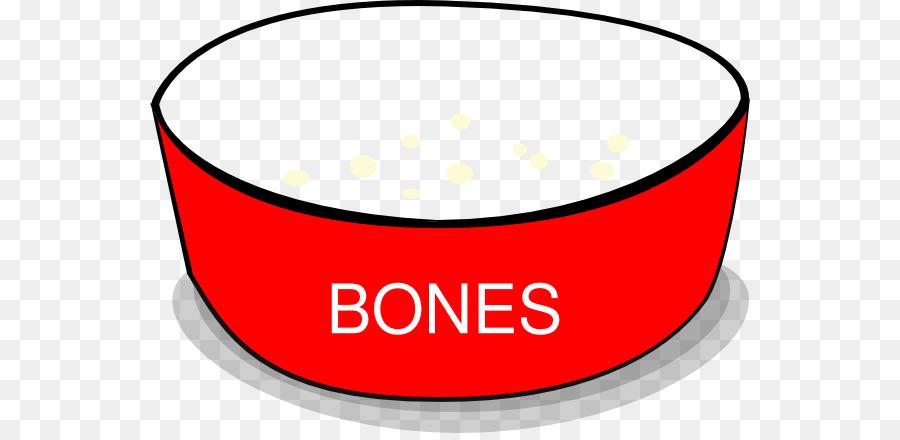 Bone clipart dog food. Cat bowl clip art