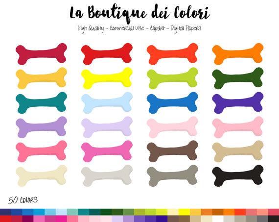 rainbow clip art. Bone clipart dog food