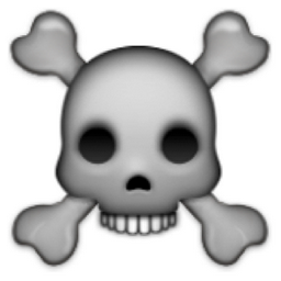 Bone clipart emoji. Pin by kahli johnson