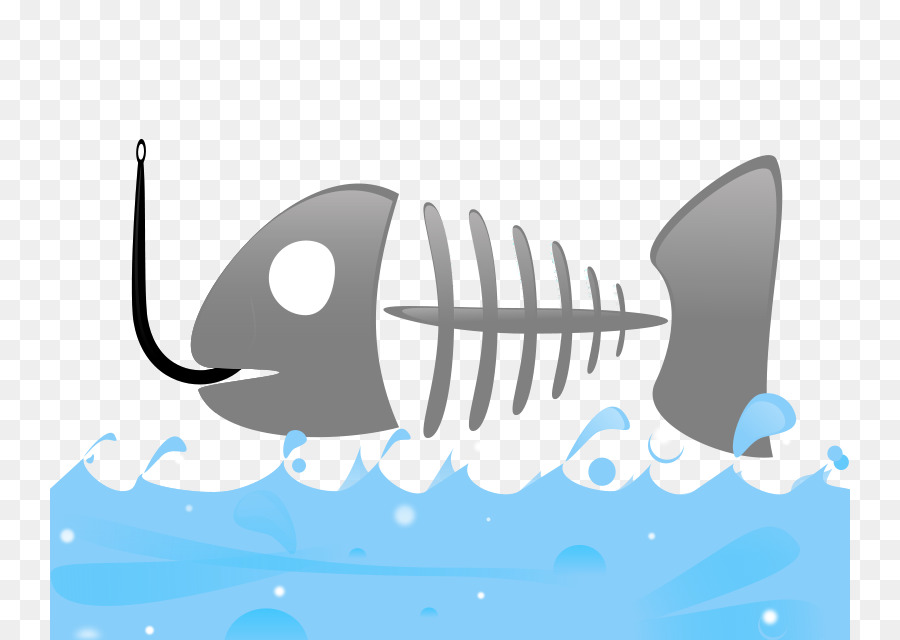 Clip art great white. Bone clipart fish bone
