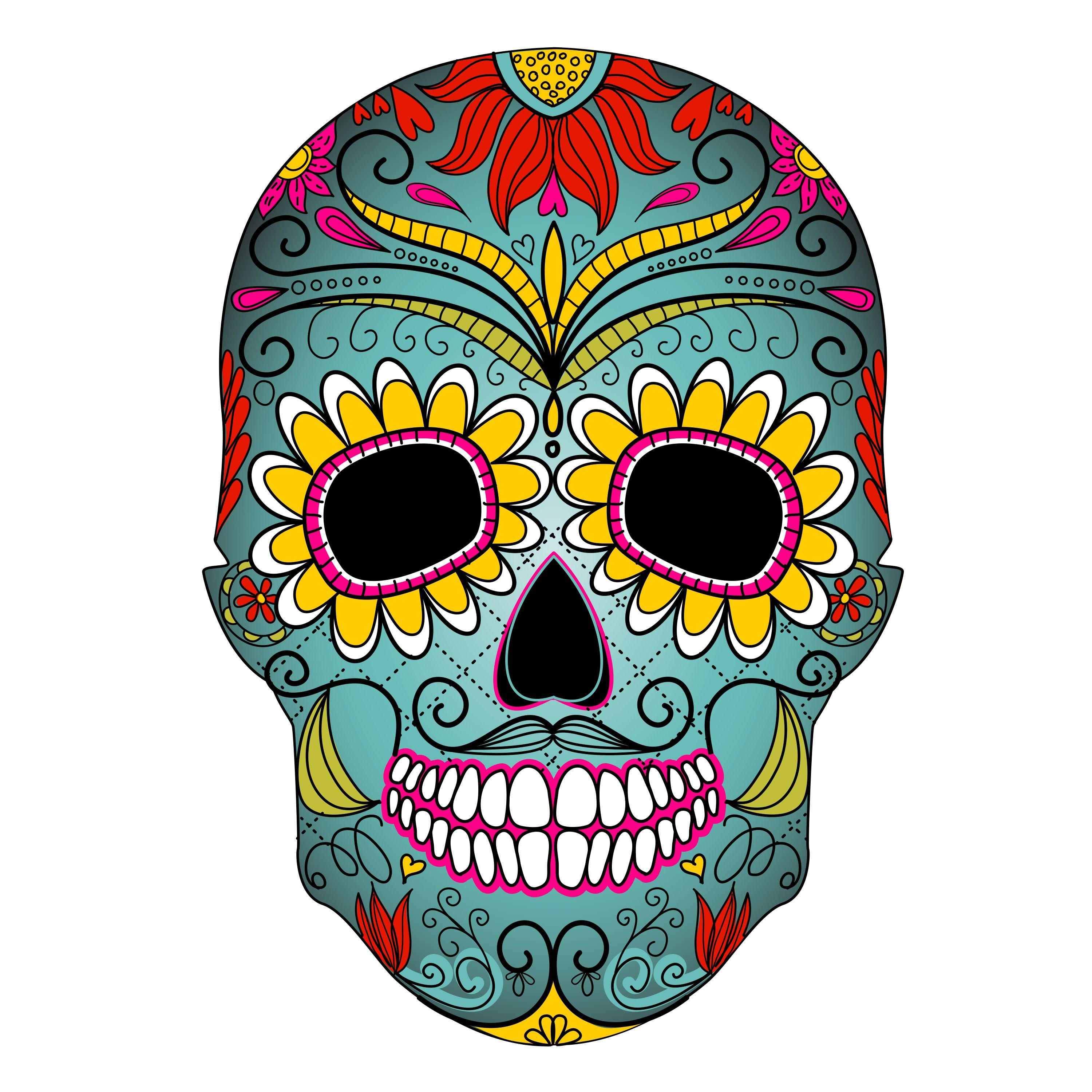 Bone clipart kid. Day of the dead