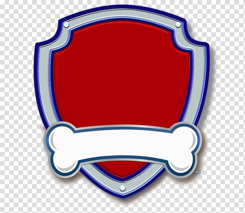Dog logo . Bone clipart paw patrol