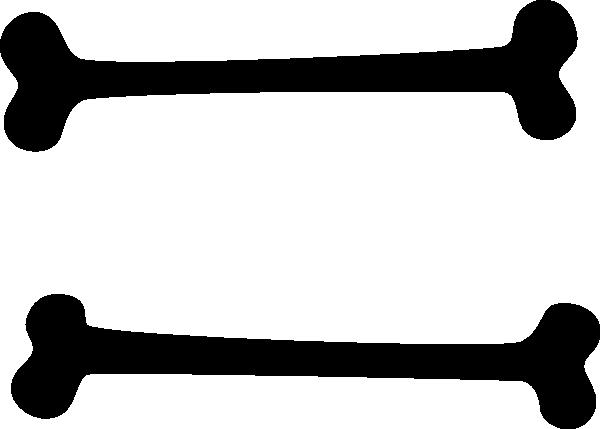 Dog wikiclipart . Bone clipart vector