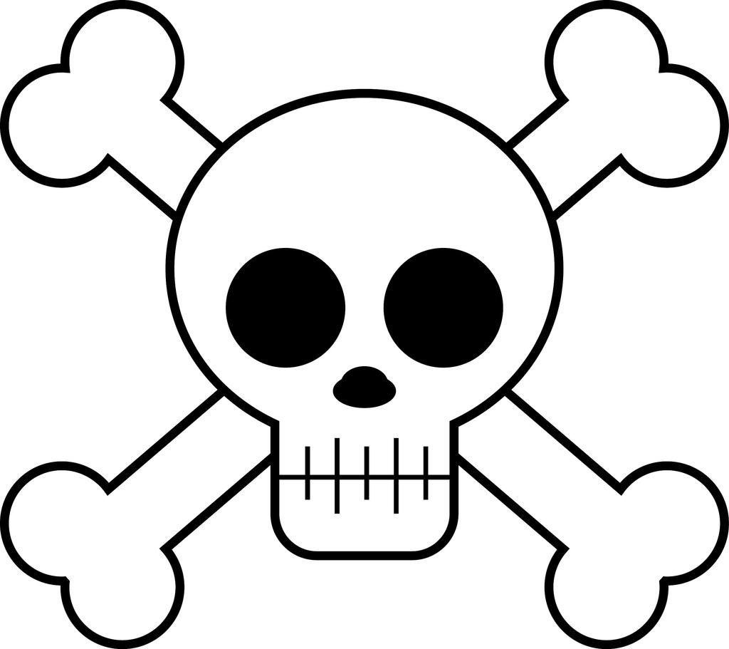 Bones clipart animated. Ssckull skull clipartbold clipartix