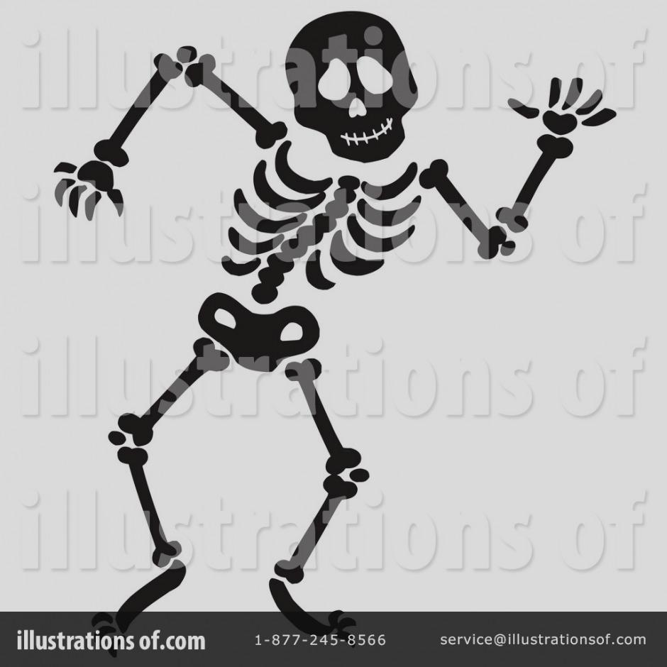 Bones clipart illustration. Gallery skeleton clip art