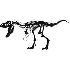 Bones clipart trex. Jurassic park t rex