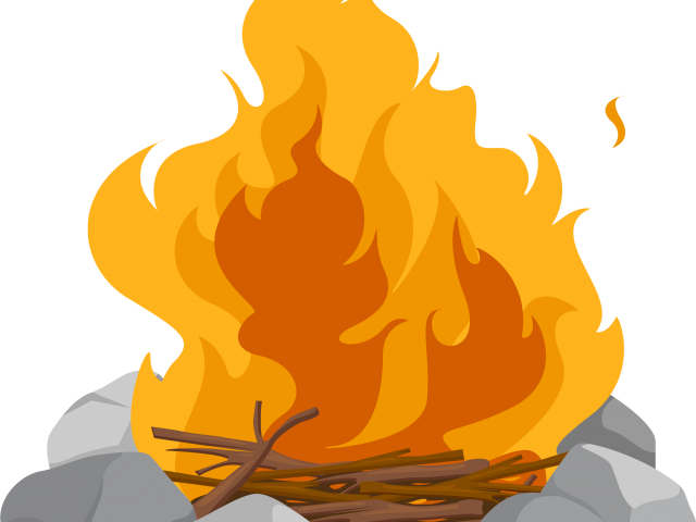 Camp free on dumielauxepices. Fire clipart holi