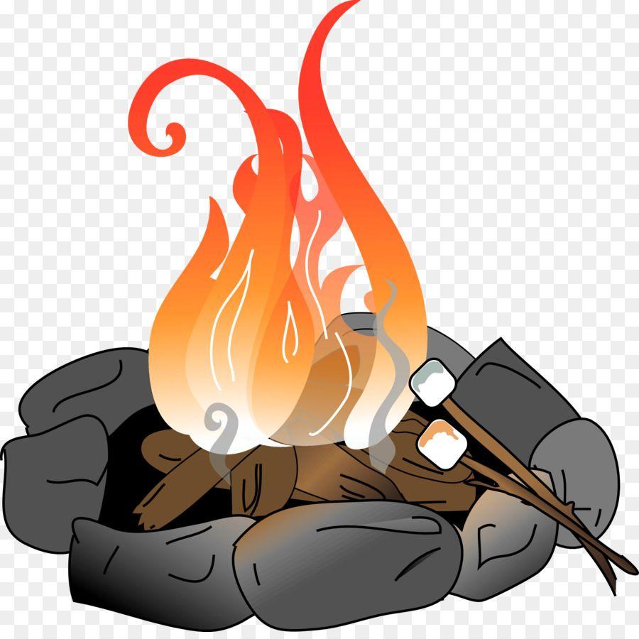 Bonfire clipart backyard bonfire. Barbecue grill fire pit