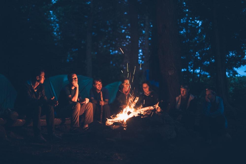 best campfire pictures. Bonfire clipart backyard bonfire
