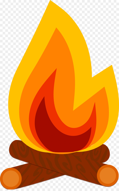 Flame clip art png. Bonfire clipart beach