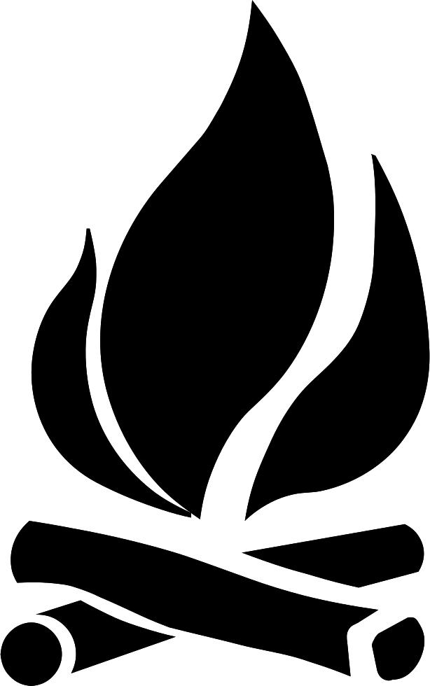 Bonfire png images free. Fire clipart bon fire