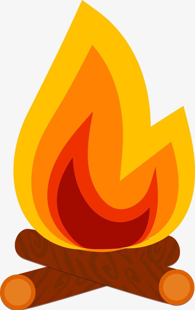 Bonfire clipart bon fire. Png vectors psd and