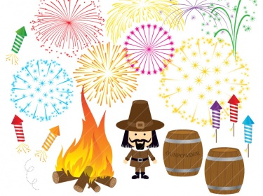 Bonfire night clip art. Campfire clipart party