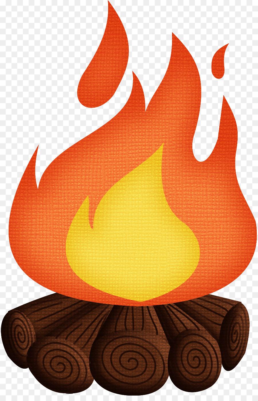 Cartoon campfire . Bonfire clipart bonfire party
