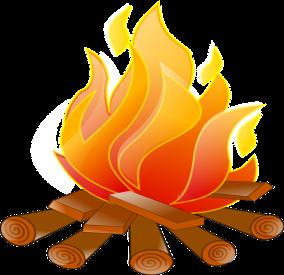 Bonfire clipart camfire. Family hayride and dardenne
