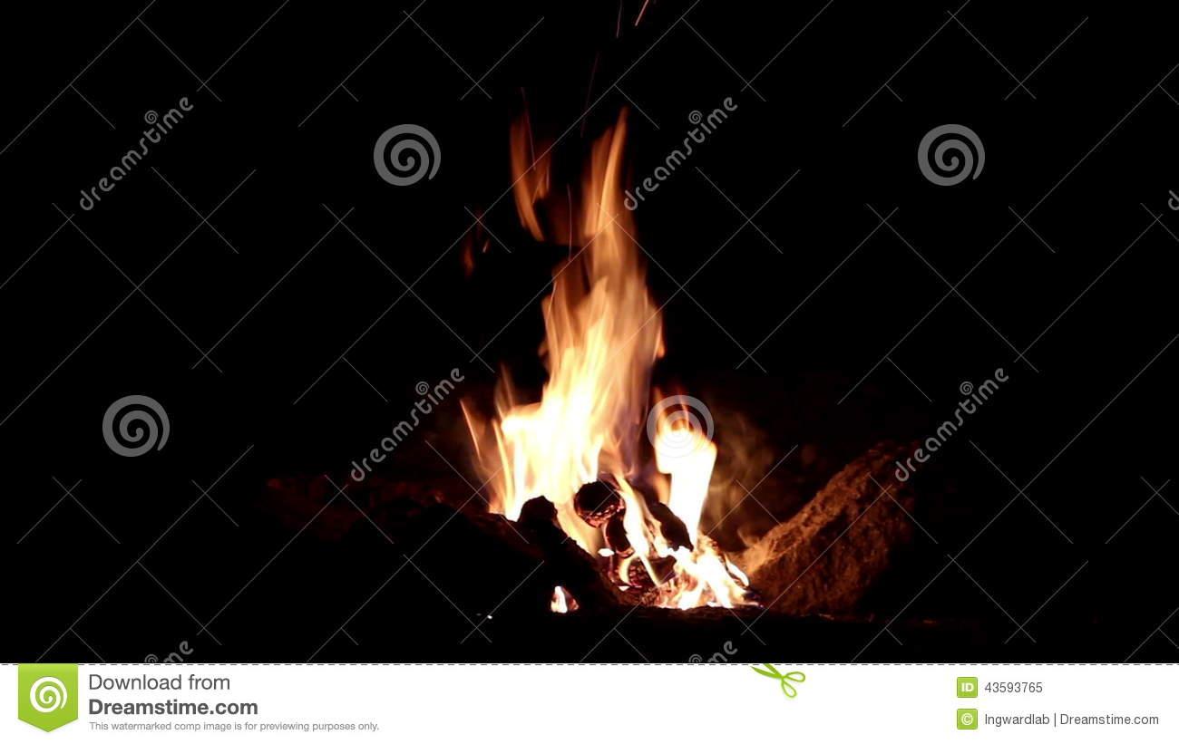 Campfire camp fire night. Bonfire clipart camfire