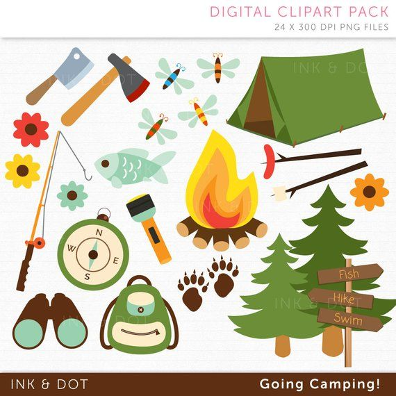 Bonfire clipart campground. Camping fathers day tent