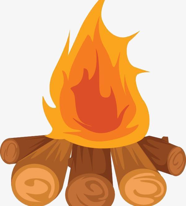 bonfire clipart clip art