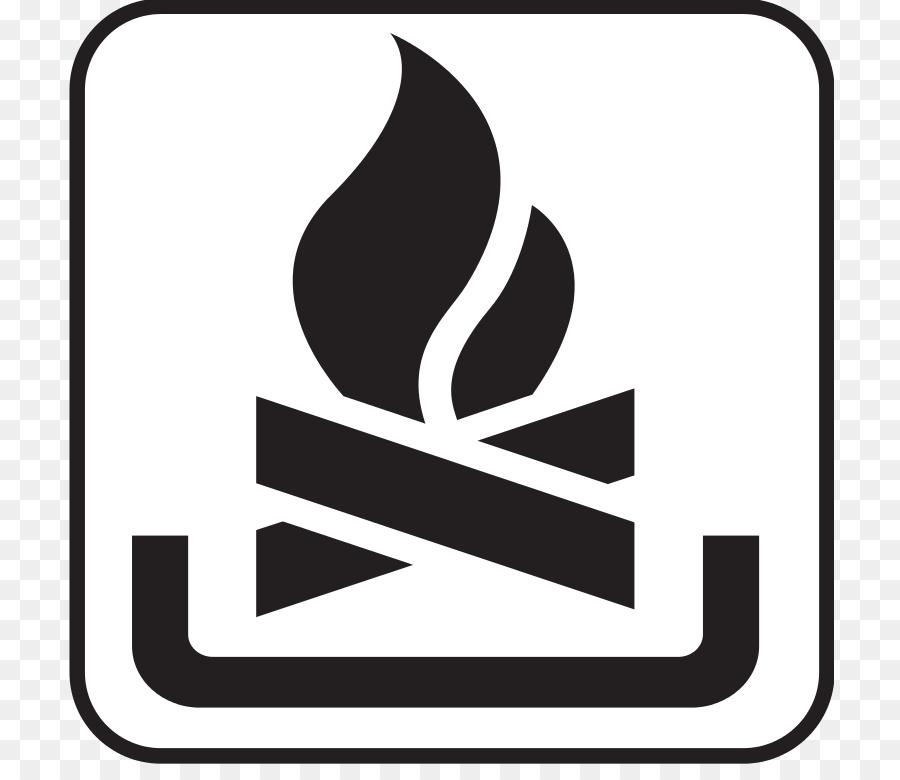 Campfire clipart icon. Firewood lumberjack clip art