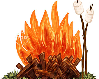 Bonfire clipart kid.  collection of high