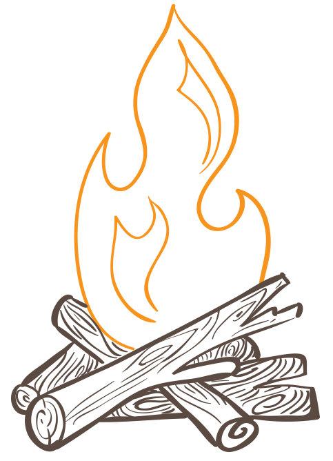 Campfire clipart roasting marshmallow. Tips marshmallows