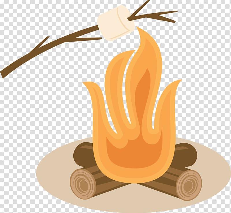 And marshmallow clip aret. Bonfire clipart s more stick