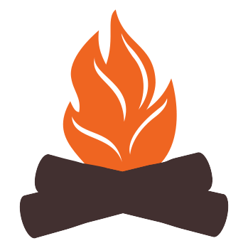 Drawing at getdrawings com. Campfire clipart silhouette