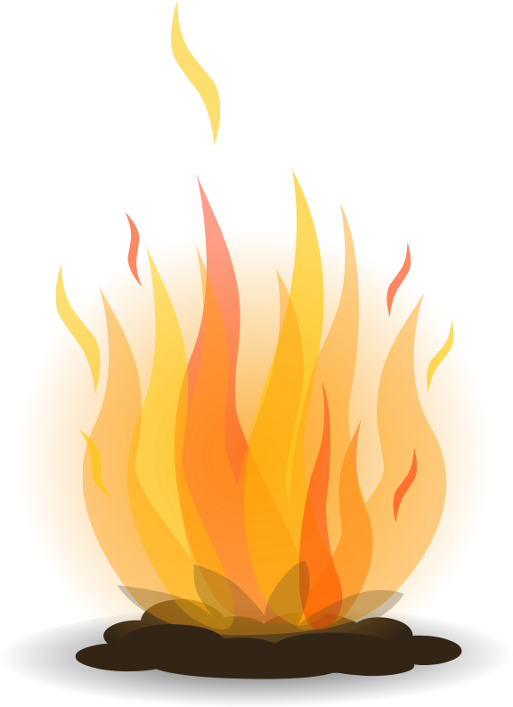 Png images free download. Clipart beach bonfire