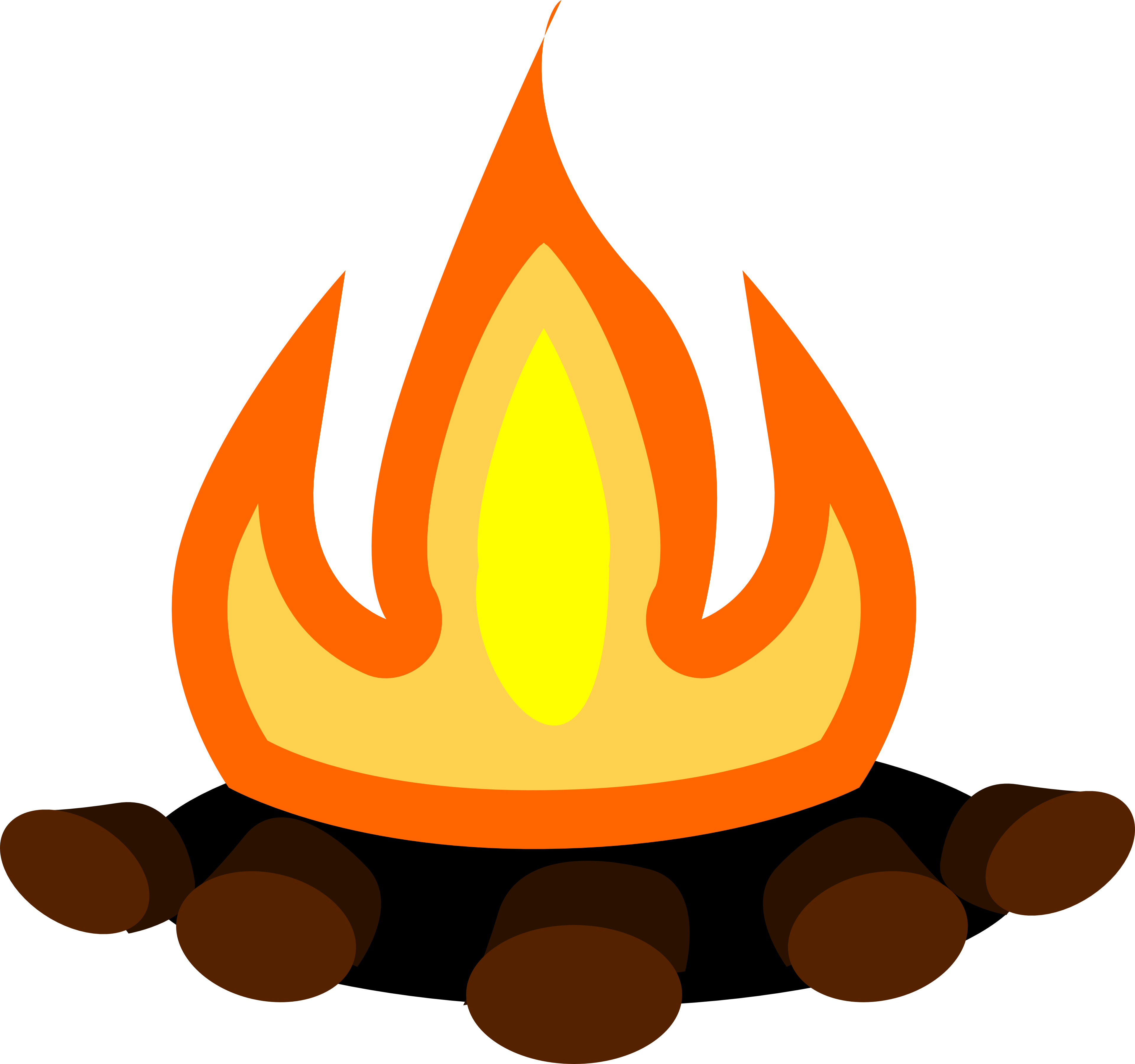 Bonfire PNG images free download