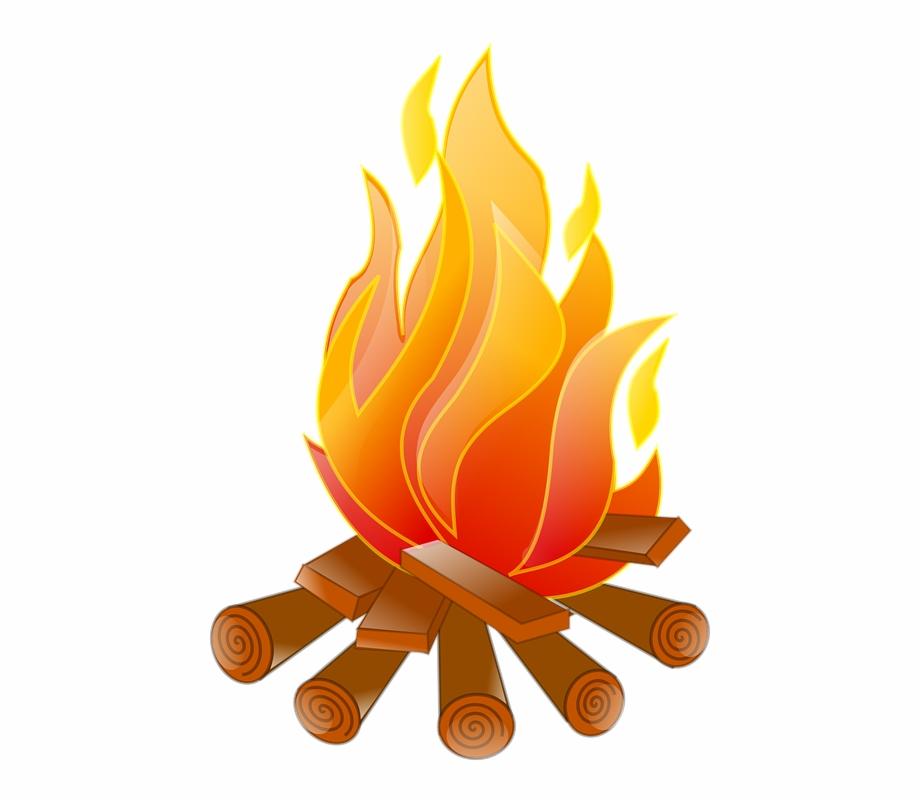 Png pic bon fire. Campfire clipart bonfire