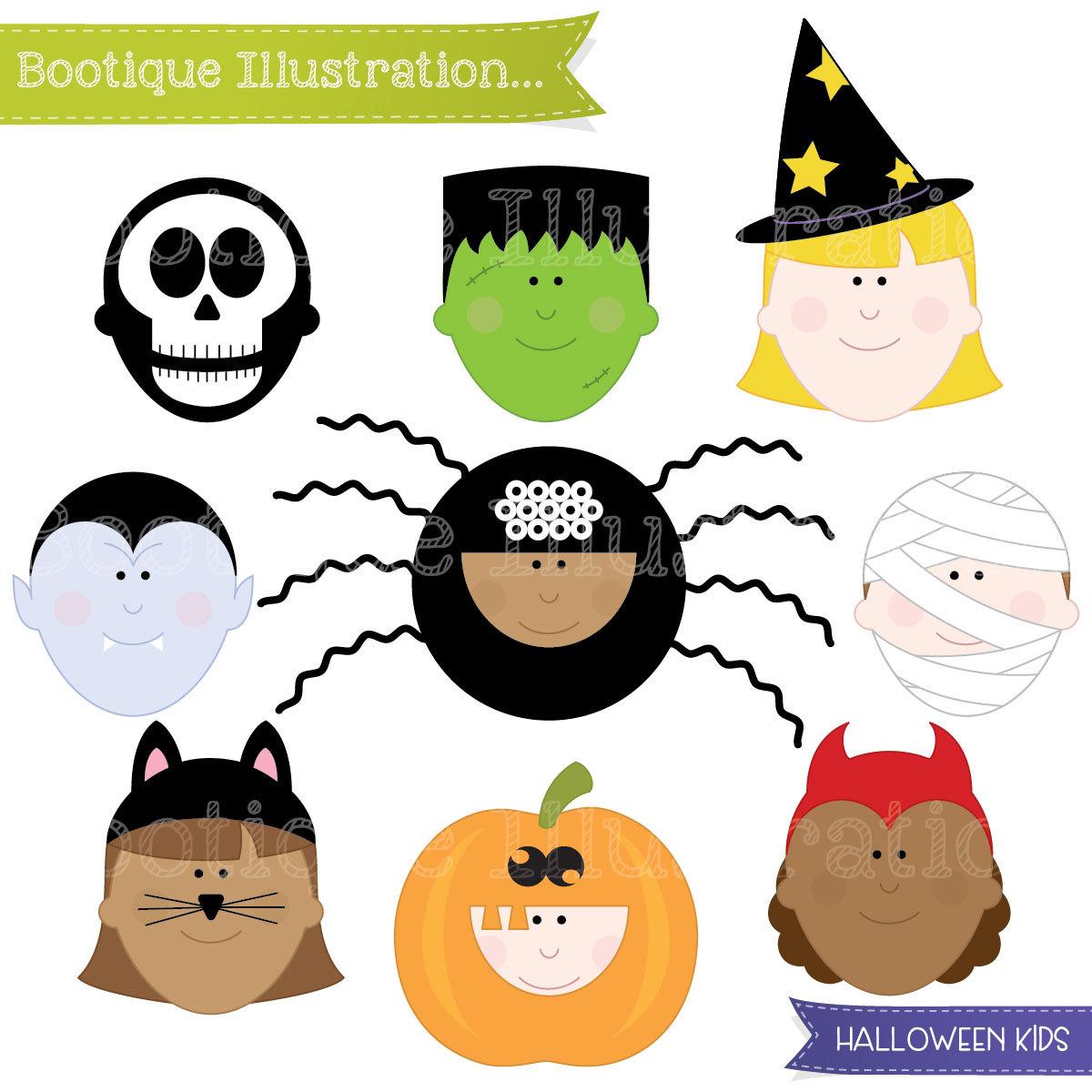 Clip art boo tique. Card clipart halloween
