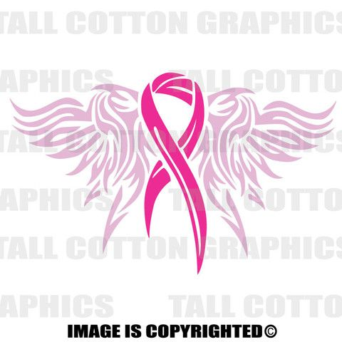 best decals and. Boobs clipart breast cancer