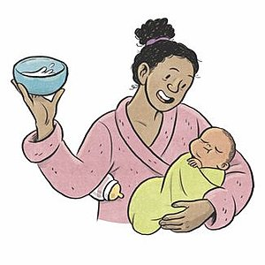How to use an. Boobs clipart breast pump