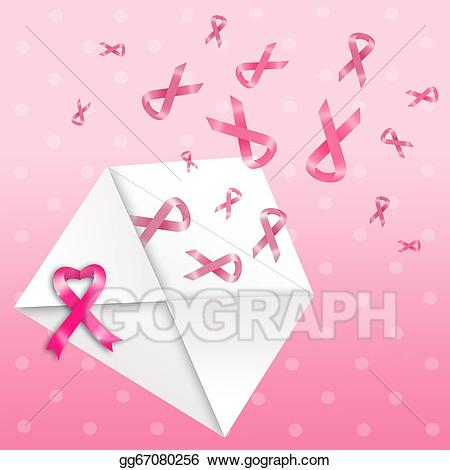 Clip art breast stock. Boobs clipart cancer prevention