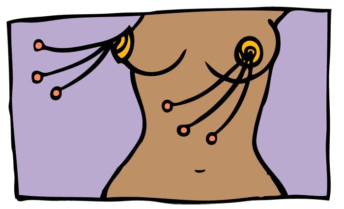 Boobs clipart cantankerous. Beauty dart art design