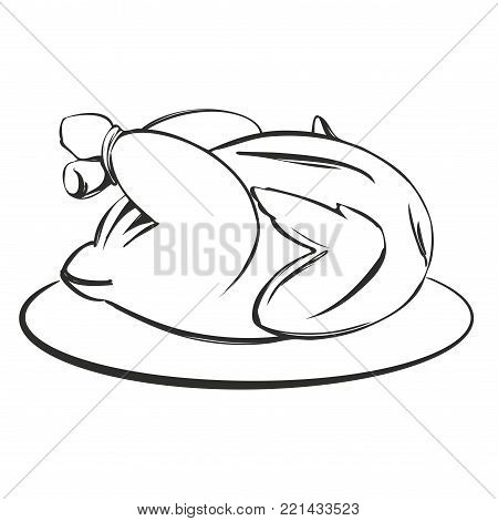 Breast drawing at getdrawings. Boobs clipart chicken fillet