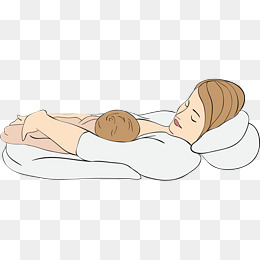 Png vectors psd and. Boobs clipart mother breastfeeding baby