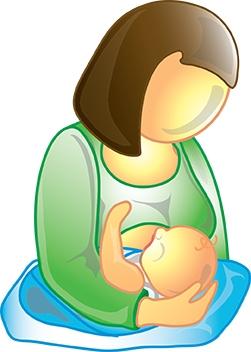 Boobs clipart mother breastfeeding baby. Bill seeks mandated employer