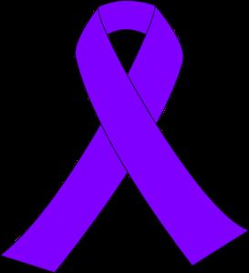 Boobs clipart purple awareness ribbon. Breast cancer clip art